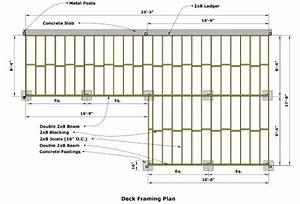 Cedar Deck - Designing and Building a Deck using Western