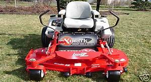 Exmark Lazer Z Repower