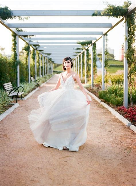 gray wedding inspiration at mcgovern centennial gardens