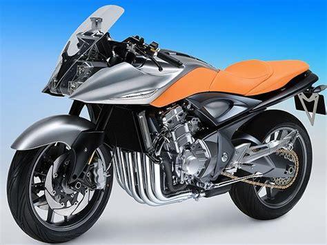 Suzuki Stratosphere Concept Features 1100cc Inline Six
