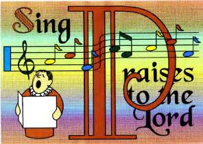 Christian Singing Clipart - Clipart Kid