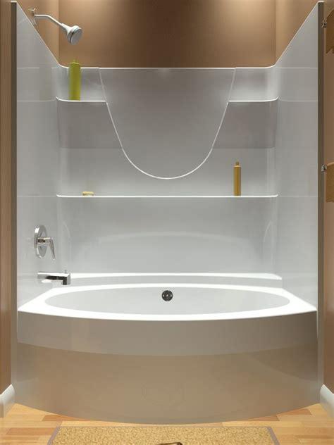 diamond tub showers