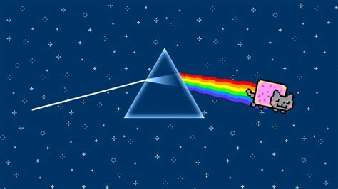 hd nyan cat wallpapers pixelstalknet