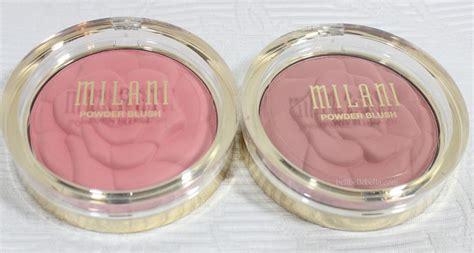 milani coming roses powder blushes flora passion