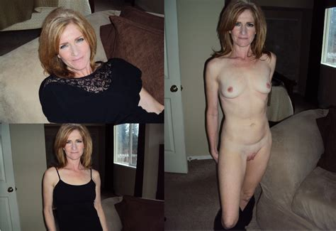 Clothed And Naked In Gallery Milf Wife Dressed Undressed Picture Uploaded By