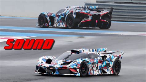 Bugatti has a reputation for gracing many racing tracks over the years. Crazy-Looking New Bugatti Model Caught Testing On Track ...