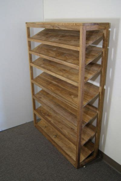 woodworking shoe rack woodworking projects plans