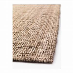 lohals rug flatwoven natural 160x230 cm ikea With tapis naturel jute