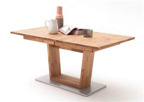 Holz Ausziehbar by Tisch 160x90 Esstisch Ausziehbar Holz Massiv