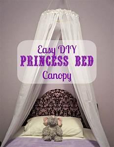 Easy, Diy, Princess, Canopy