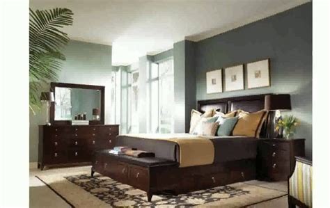 bedroom wall colors  dark brown furniture bedroom