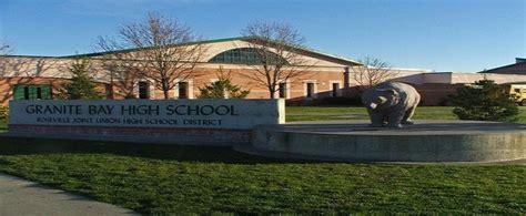 granite bay high school jesuit high school