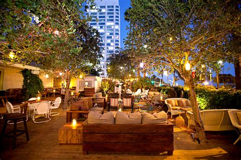 Best Outdoor Bars, New York City To Los Angeles And Beyond