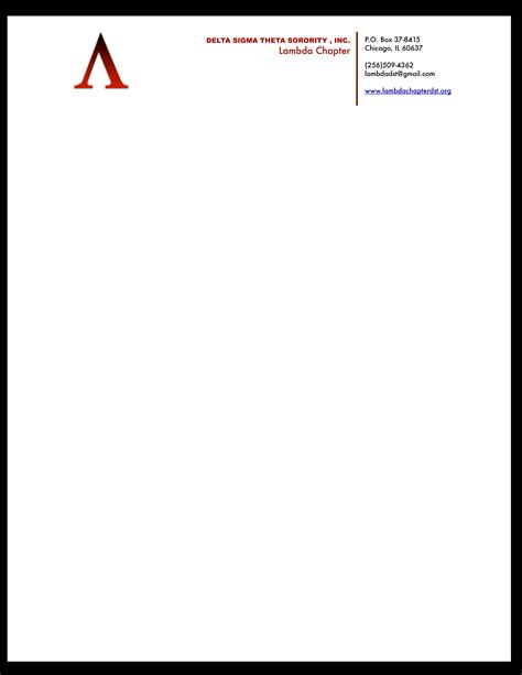 free personal letterhead letterhead example avt 311 project 4 corporate