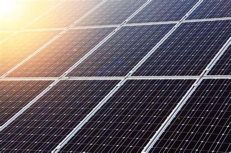 Solar Panels Free Stock Photo  Public Domain Pictures