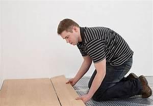 Fußbodenheizung Nachträglich Einbauen : berblick fu bodenheizungen obi ratgeber ~ Orissabook.com Haus und Dekorationen