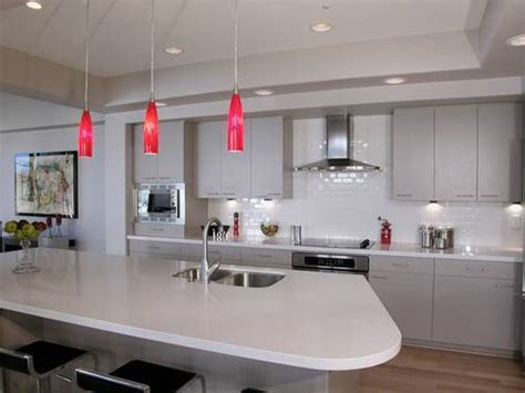red hanging kitchen lights splendid pendant lighting over kitchen island with red