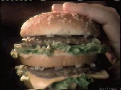 Mac Mcdonald Hamburger 90s Mcdonalds Gifs Cheeseburger