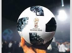 FUTBOL ADIDAS presenta balón oficial de la Copa Mundial