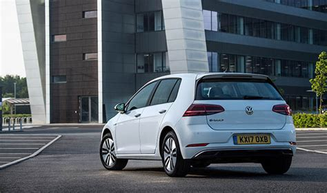 Electric Car Range 2017 by Vw E Golf 2017 Electric Car Has More Range And 163