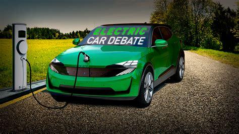 Electric Car Debate   Full Measure