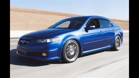 modified  acura tl type    youtube