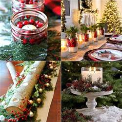 27 gorgeous diy thanksgiving christmas table decorations centerpieces a piece of rainbow