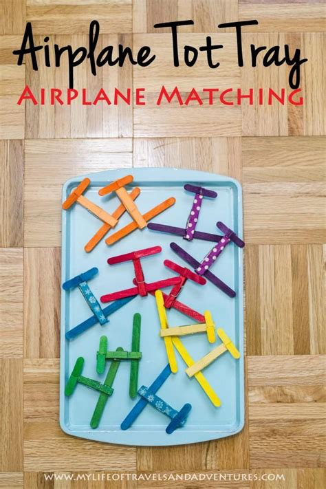 airplane tot school education colors tot school 196 | c04c3fe816eb920d0ff66524c6b75f9c