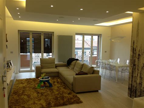 led soffitto soffitto con illuminazione a led impresa tumino