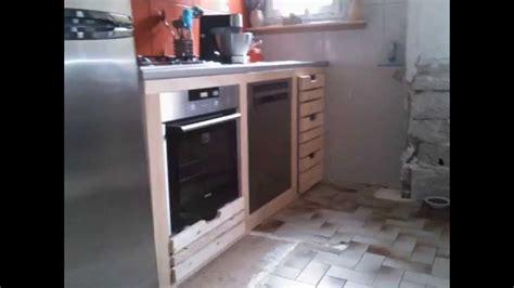 construire sa cuisine meuble en palette tutos ganiaux pour galerie et construire