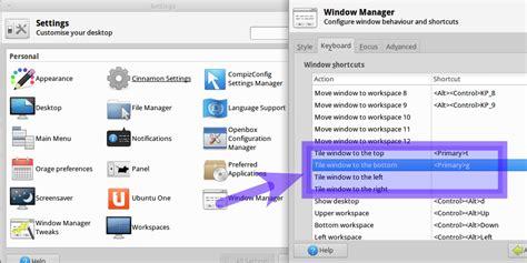 tiling window manager windows 10 xfce xubuntu 12 10 window tiling shortcuts ask ubuntu
