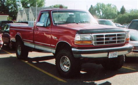 1995 Ford F 150 by 1995 Ford F 150 Information And Photos Zombiedrive