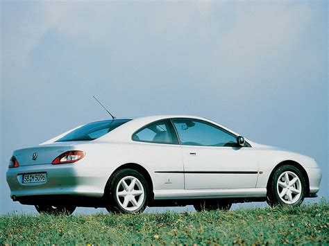 Peugeot 406 Coupe by Peugeot 406 Coupe Specs 1997 1998 1999 2000 2001