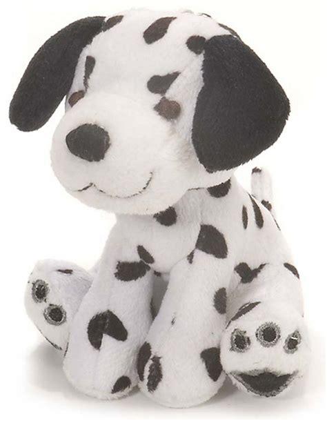 dalmatian dog plush keychain stuffed animal by wild republic