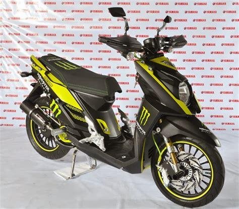 Yamaha X Ride Modifikasi modifikasi yamaha x ride terbaru modifikasi sport pati