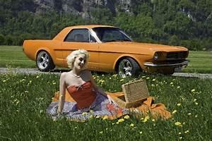 Mustang Pin Up : quarta dia de pin up car garage ~ Maxctalentgroup.com Avis de Voitures