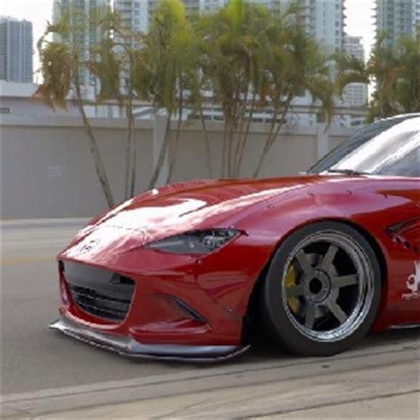 Modifikasi Mazda 5 by Modifikasi Mazda Mx 5 Miata 2016 Ekstrim Rocket Bunny