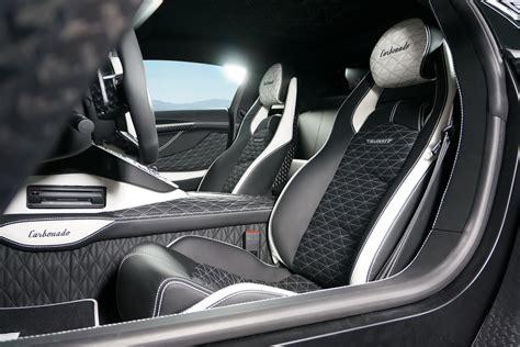 Mansory Lamborghini Aventador Carbonado Is Too Hot For Words