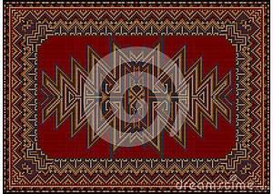 tapis oriental lumineux avec le modele original sur un With tapis oriental avec canapé original