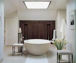 Hocker Für Bad : 20 runde badewanne designs die das bad in ein paredies verwandeln ~ Buech-reservation.com Haus und Dekorationen