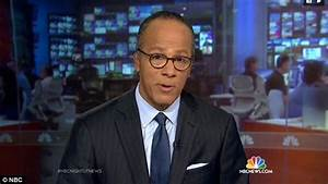 NBC's Nightly News ratings dip in first broadcast since ...