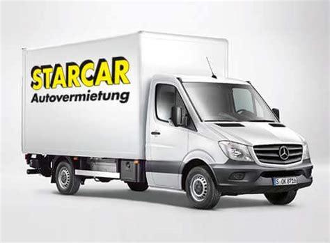 transporter mieten berlin günstig lkw und transporter mieten in hannover starcar