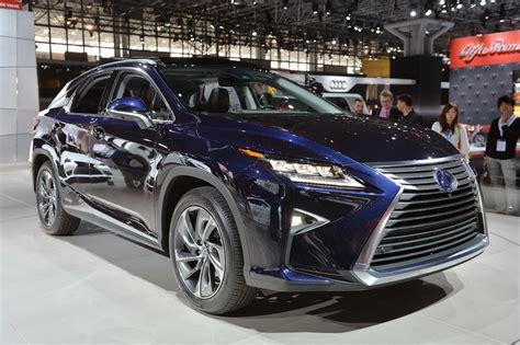 lexus hybrid 2016 2016 lexus rx 450h hybrid review interior price redesign