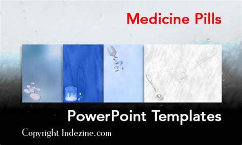 Medicine Pills Powerpoint Templates