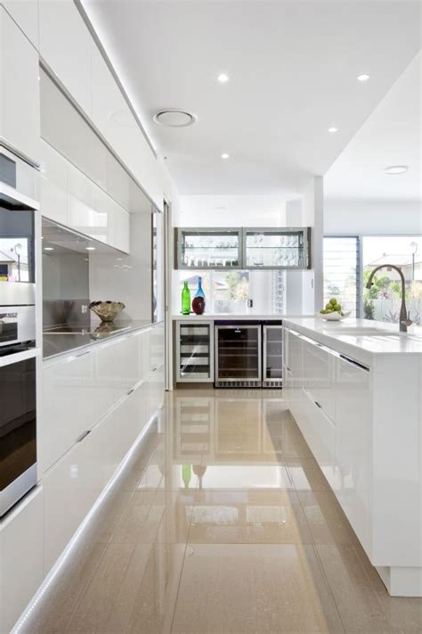 best 25 modern kitchen design best 25 white contemporary kitchen ideas on