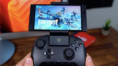 controller  fortnite mobile youtube