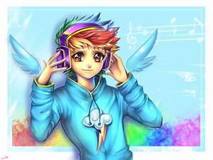 Human Rainbow Dash by Sukesha-Ray on DeviantArt