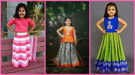 Kids Dress Designs For Girls/children's Designer Wear
