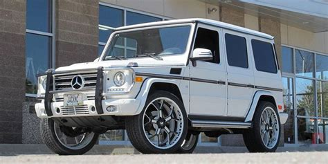 jeep mercedes white white mercedes benz g wagon mercedes benz suv and unimog