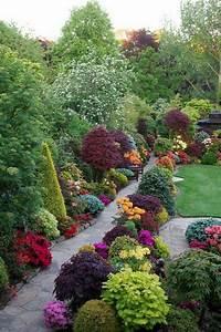 Garten Sichtschutz Pflanzen : moderne gartengestaltung 110 inspirierende ideen in bildern ~ Watch28wear.com Haus und Dekorationen